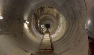 México: finaliza la construcción del túnel de drenaje más grande del mundo