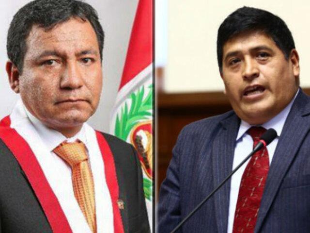 Sin inmunidad: Ex congresistas Joaquín Dipas y Zacarías Lapa serían los primeros en ir a prisión