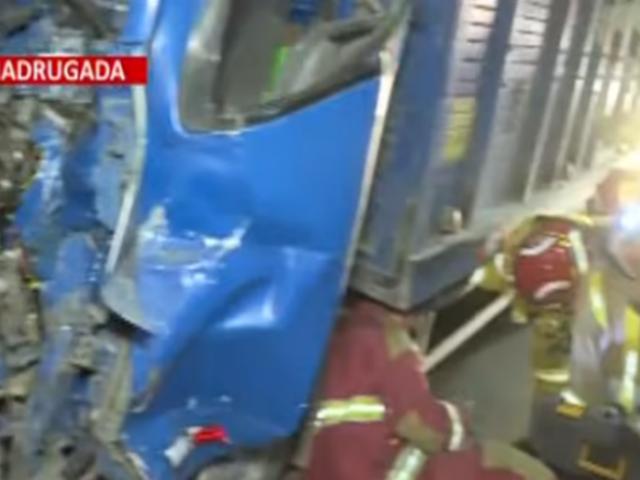 Vía Evitamiento: pasajeros preocupados por constantes choques y accidentes