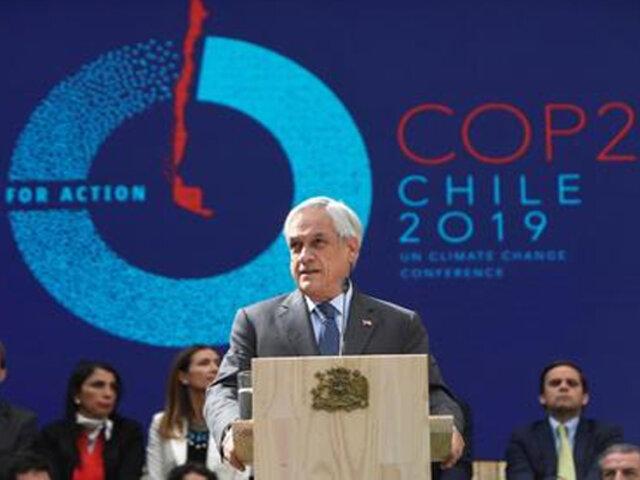 Protestas en Chile: Conferencia del Clima COP25 será en Madrid tras renuncia de Piñera a acogerla