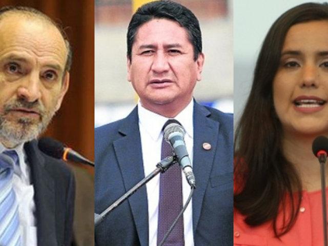 Nuevo Perú y Juntos por el Perú postularán en bloque sin alianza con partido de Cerrón