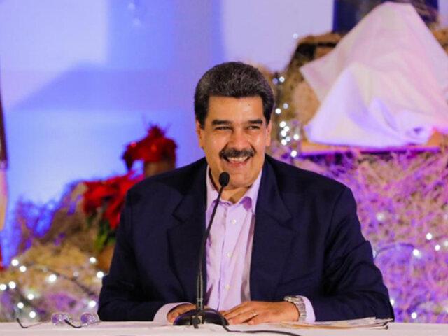 Maduro adelanta la Navidad: ministros hacen fiestas y funcionarios públicos reciben bonificaciones