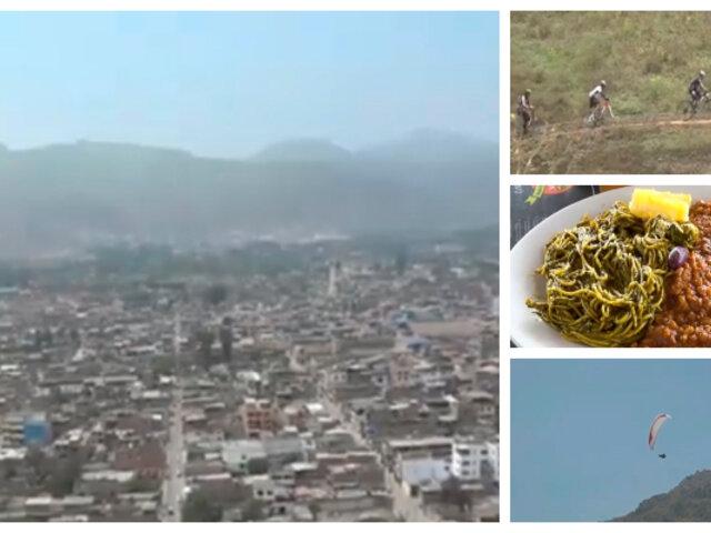 Descubre el Perú: deportes de aventura, museos y variada gastronomía en Pachacámac