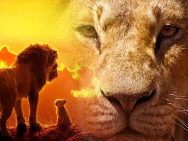 """Disney estaría planeando la secuela de """"El Rey León"""""""