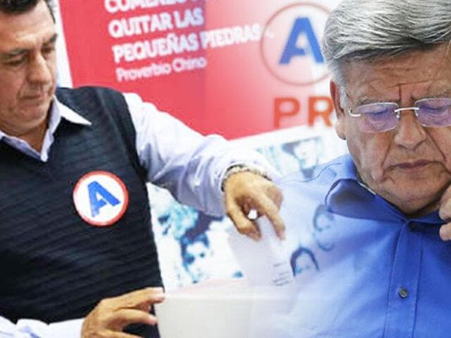 Alianza para el Progreso elige a sus candidatos para elecciones parlamentarias