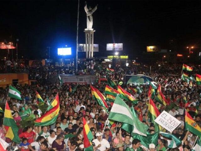"""Internacionalista Velit sobre Evo: """"No hay país que soporte más de 10 años a un presidente"""""""