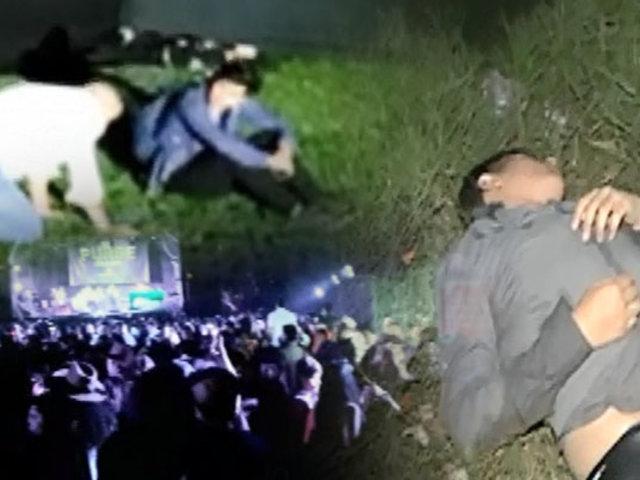 EXCLUSIVO | Halloween desenfrenado: consumo de alcohol y drogas aumenta entre jóvenes