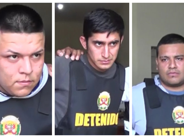 Comas: capturan a 'raqueteros' que sembraban terror en zona de La Pascana