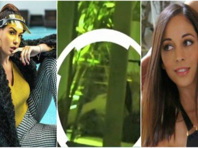 Tilsa Lozano fue captada con la expareja de Olinda Castañeda