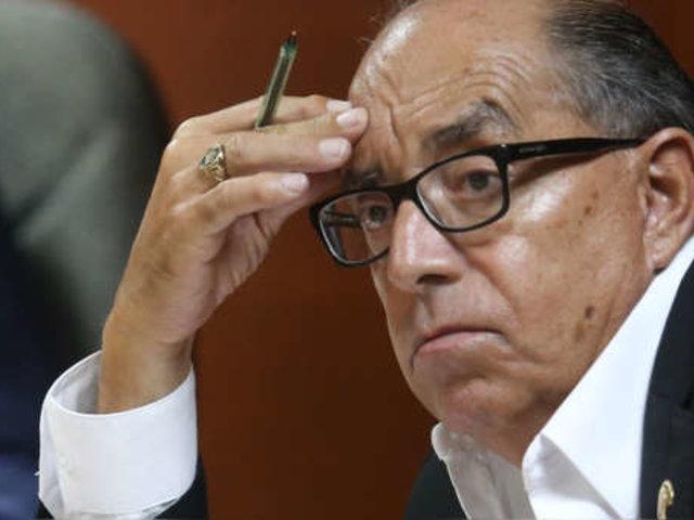 Excongresista Edwin Donayre será recluido en el penal Miguel Castro Castro