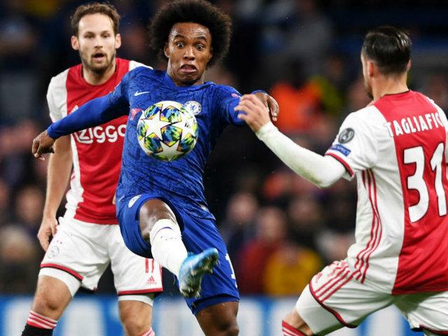Con un Barza flojo y un partidazo entre Chelsea y Ajax: Estos son los resultados de la Champions