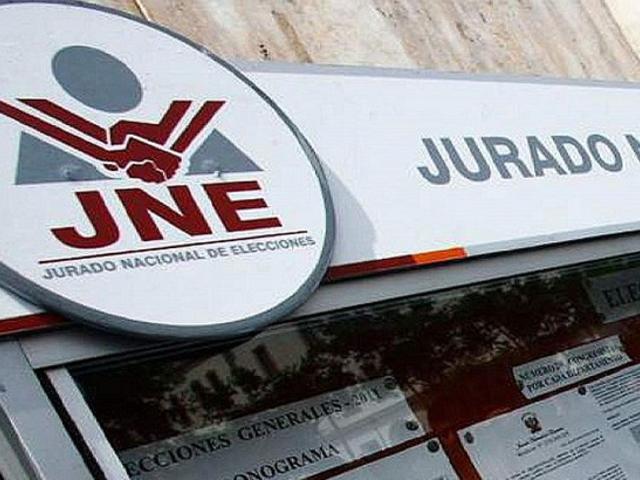 JNE aprueba inscripción virtual para nuevos partidos políticos