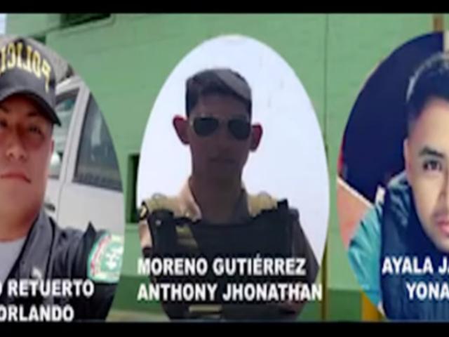 Barranca: PJ dictó nueve meses de prisión preventiva a policías acusados de violar a joven