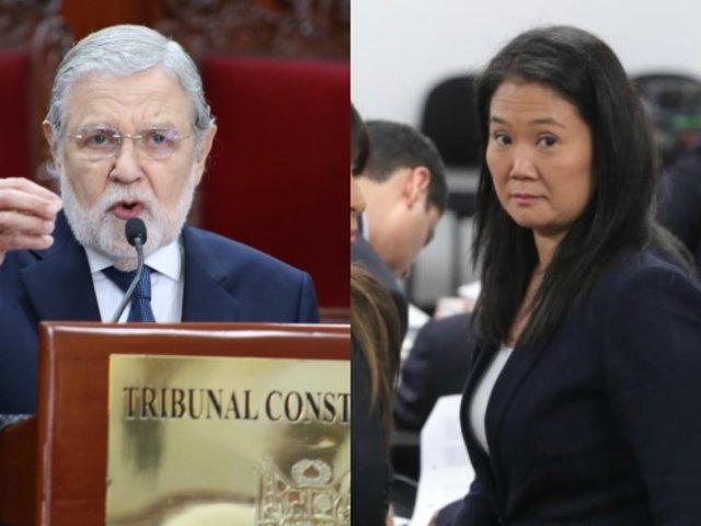 Blume solicita declaración de Jorge Yoshiyama ante próxima sesión que busca libertad de Keiko
