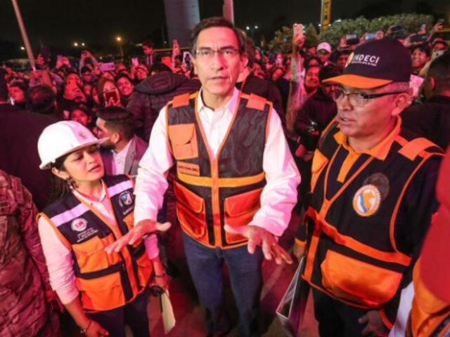 Simulacro Nacional de Sismo y Tsunami: cifra de muertos superó los 100 mil