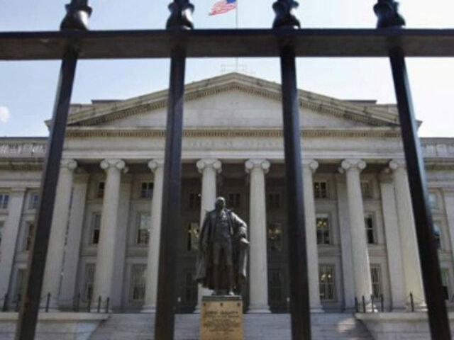 EEUU: Departamento del Tesoro sanciona a funcionarios chavistas