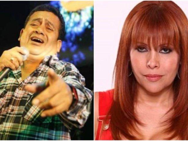 Tony Rosado a Magaly Medina: ''Distinguida dama, ya te olvidé''