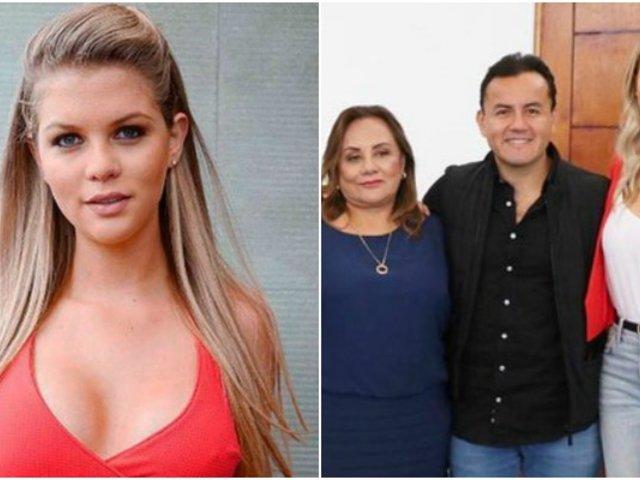 Brunella Horna calificó de ''fijona'' a madre de Richard Acuña