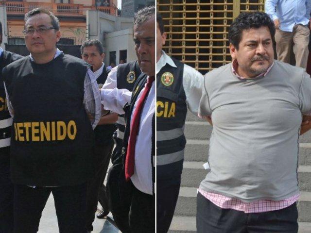 Caso Metro de Lima: PJ dispone liberación de Jorge Cuba y Edwin Luyo