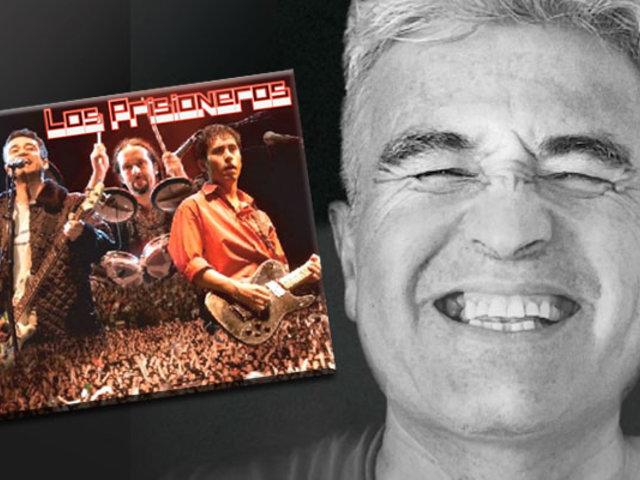 Los Prisioneros: aparece autobiografía audiovisual de Jorge González