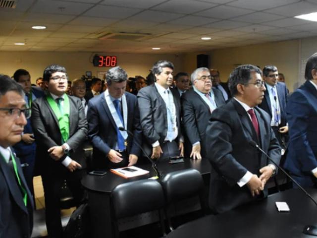 Odebrecht: siete de los catorce árbitros que recibieron prisión preventiva están prófugos