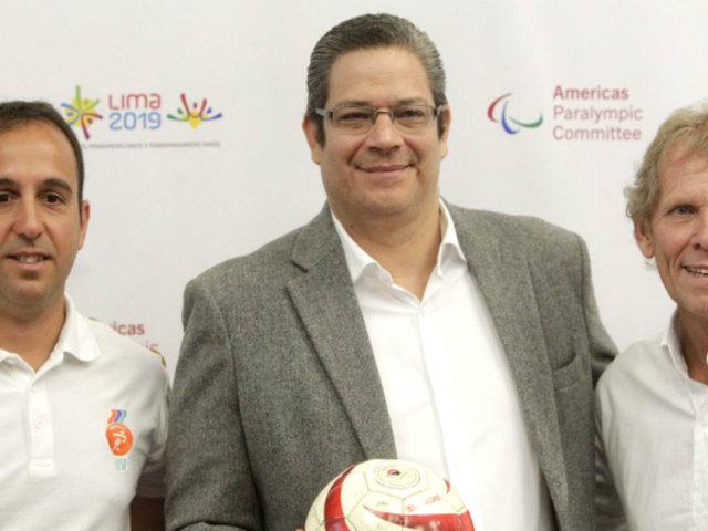 Gustavo San Martín fue elegido nuevo presidente del IPD