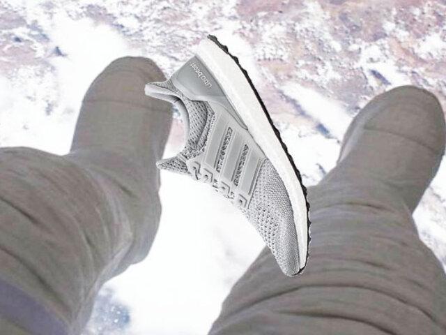 NASA y Adidas se unen para crear los zapatos del espacio