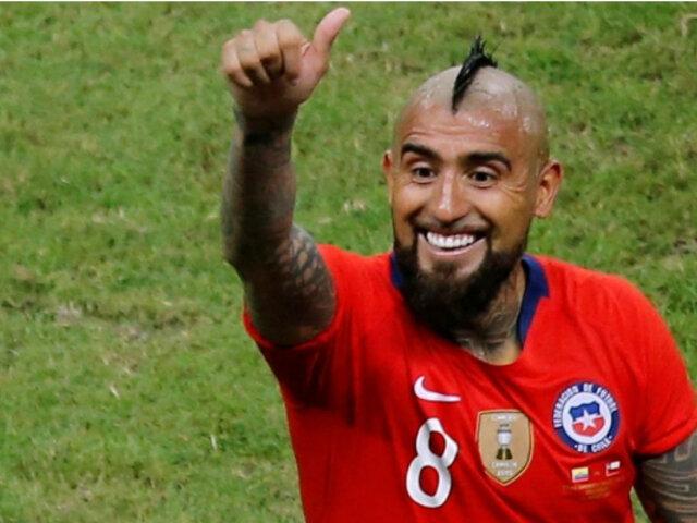 Con Vidal y sin Alexis: convocados de Chile para enfrentar a Perú
