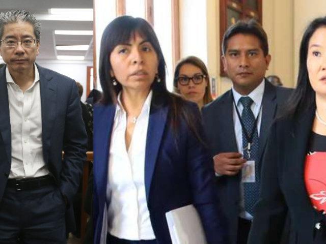 """Fuerza Popular podría ser incluida en """"caso cocteles"""""""