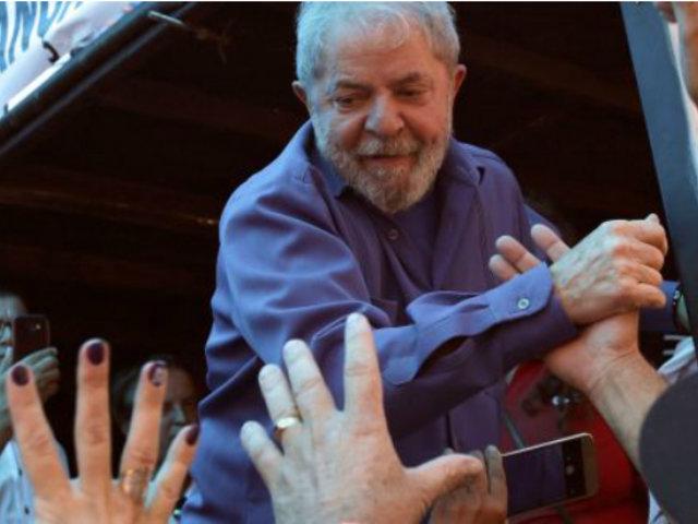 Brasil: decretan liberación de expresidente Lula da Silva