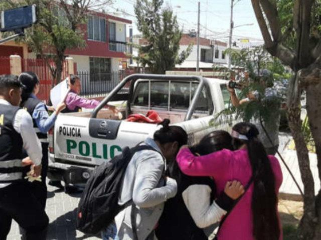 Arequipa: joven de 19 años muere al caer de quinto piso