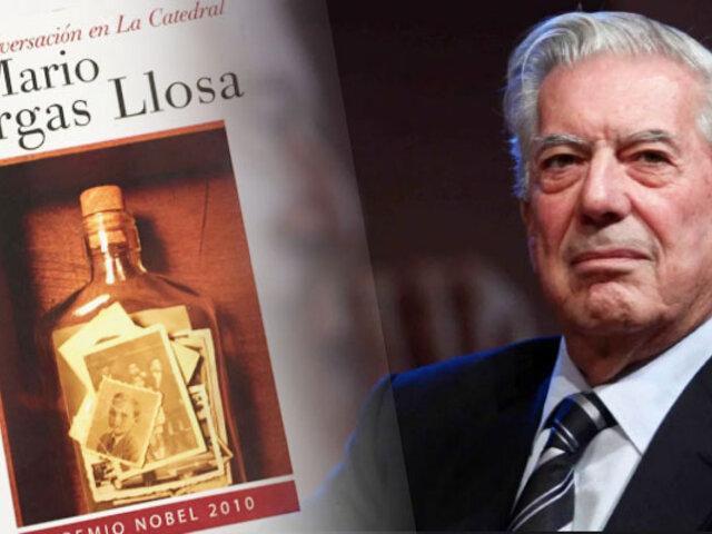 """Mario Vargas Llosa: """"Conversación en La Catedral"""" cumple 50 años de su publicación"""
