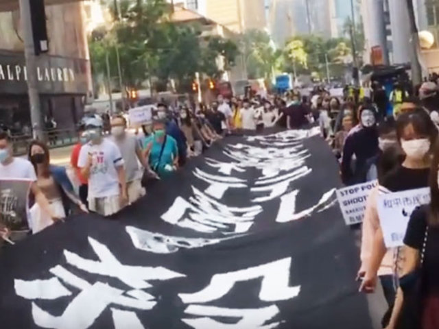 Hong Kong: se registran manifestaciones por primer estudiante muerto en protestas