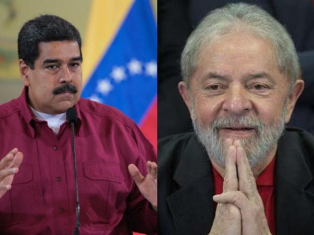 "Maduro celebra liberación de Lula da Silva: ""La verdad triunfó en Brasil"""