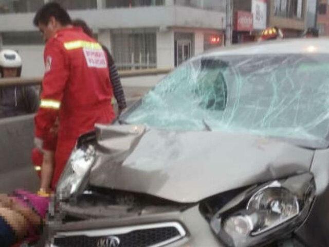Accidente en Independencia: abogado de conductor confirmó que había bebido