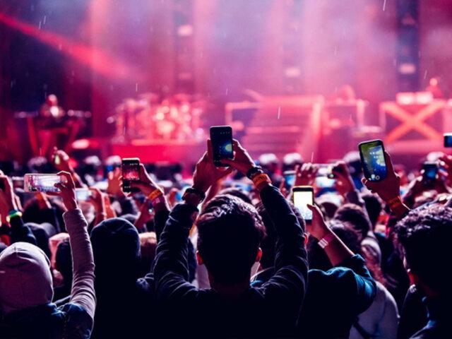 """""""Respeten la experiencia"""": Esta banda prohibió el uso de celulares en sus conciertos"""