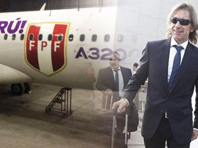 Selección Peruana: Bicolor viajó a Estados Unidos para su partido amistoso ante Colombia