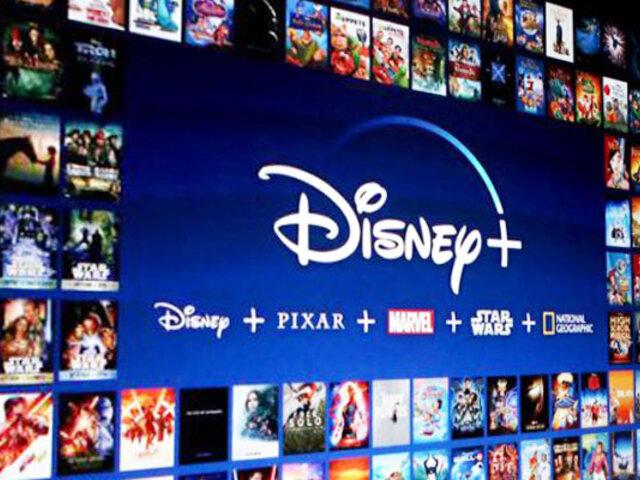 """La """"guerra mundial"""" del streaming está por comenzar con el debut de Disney+"""