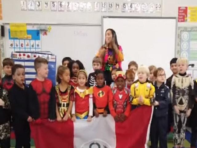 EEUU: ´Participate´ lleva a docentes peruanos a enseñar a niños todo sobre nuestra cultura