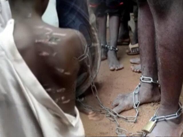 Esclavitud en el siglo XXI: más de 200 personas oprimidas fueron rescatadas en Nigeria