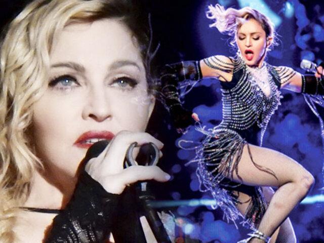 """Madonna: la """"Reina del Pop"""" es demandada en Miami por atrasar conciertos"""