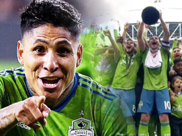 Raúl Ruidíaz: Seattle Sounders se consagró campeón de la MLS