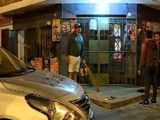 Callao: lo matan a balazos tras ser citado por mujer