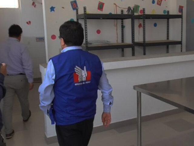 Cañete: refugio para víctimas de violencia se encuentra en total estado de abandono