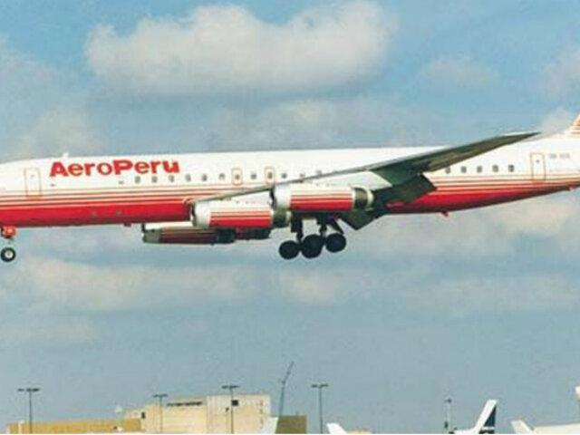 AeroPerú regresa tras 20 años y con 15 destinos nacionales