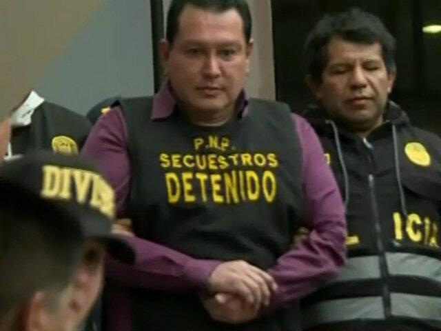 Félix Moreno: exgobernador fue trasladado a sede de Requisitorias