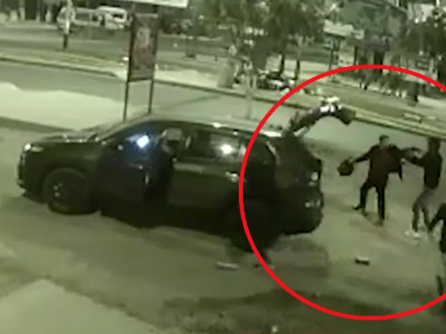 SMP: guardespaldas fue baleado tras frustrar robo a empresario