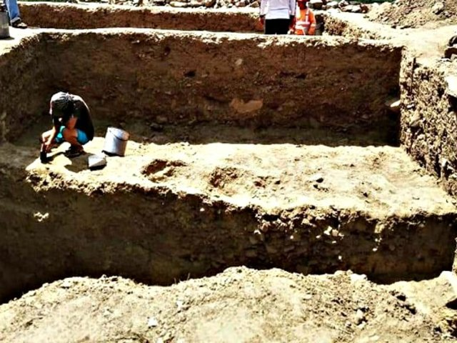 Lambayeque: descubren templo ceremonial con más de tres mil años de antigüedad