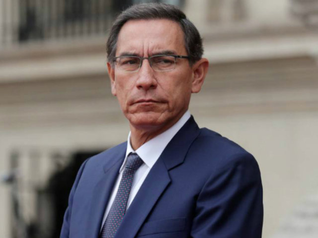 Martín Vizcarra: aprobación del presidente bajó de 79% a 60%, según Ipsos