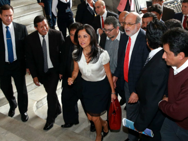 EXCLUSIVO | Nadine Heredia: ¿qué dijo ante la comisión que investiga a Martín Belaunde Lossio?